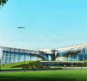 大空间设计汽车站